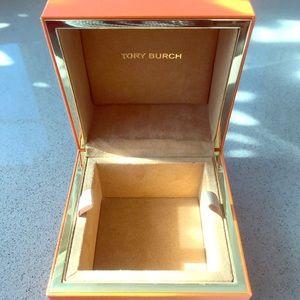 Tory Burch watch/accessory box